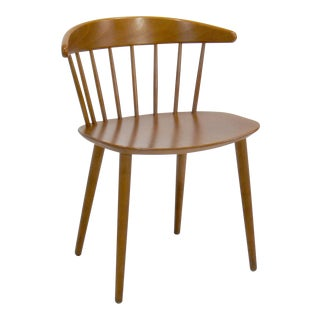 Danish Teak Jørgen Bækmark Chair