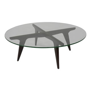 Coffee Table in the Manner of Gio Ponti