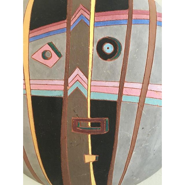 Image of Louis Mendez Studio Pottery Wall Mask