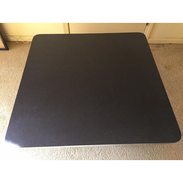 Image of Mid-Century Modern Slate Top Coffee Table