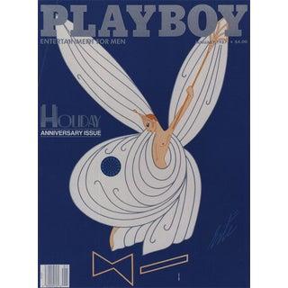Erte-Playboy Cover (1987)-Poster