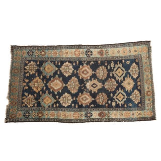 "Antique Malayer Rug Runner - 3'8"" x 6'10"""