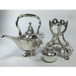 Image of Tiffany & Co. Antique Sterling Silver Tea Pot