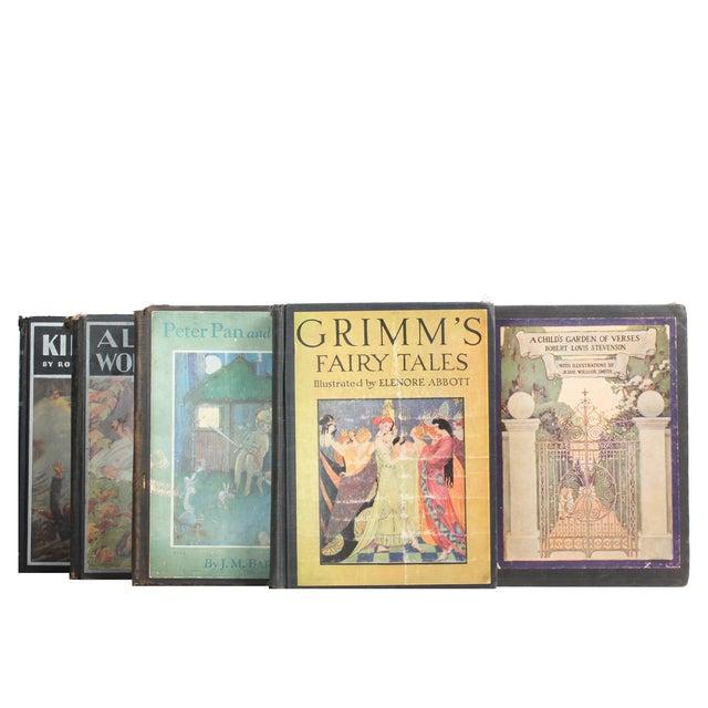 Image of Children's Classics Book Stack - S/5