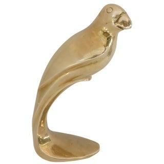 Brass Parrot