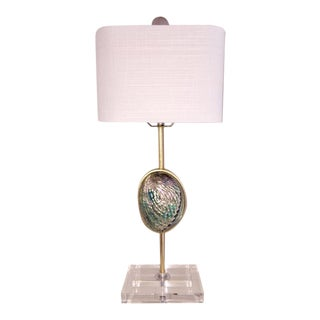 Sausalito Abalone Table Lamp