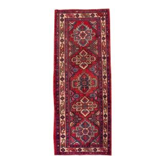 "Apadana - Vintage Persian Rug, 3'6"" x 9'3"""