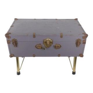 Purple Trunk Coffee Table