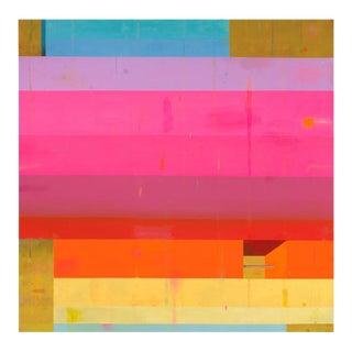 """Deborah Zlotsky """"Brutalist Rainbow"""""""