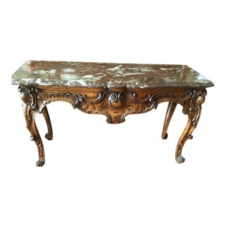 French Provencal Console