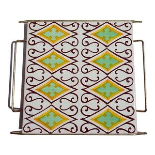 Vintage Tile Trivet