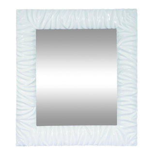 Lola Contemporary Wall Mirror