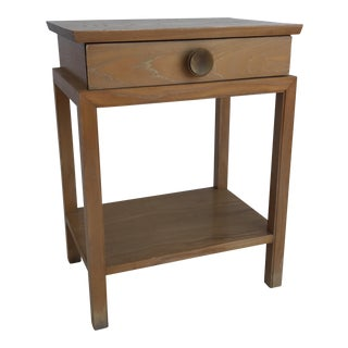 Paul Frankl Ash Side Table