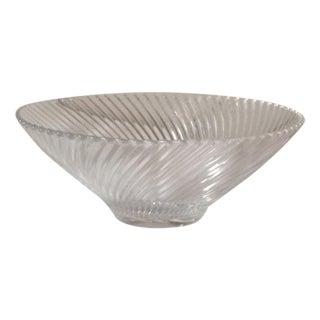 "Modern Nachtmann Crystal Bowl ""Samba"""