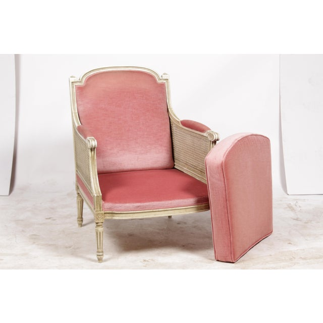 1930s Louis XVI Style Bergere Chairs - A Pair - Image 10 of 10
