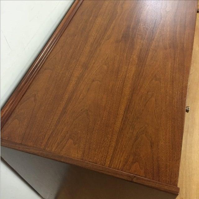 Image of Mid Century Walnut Dresser