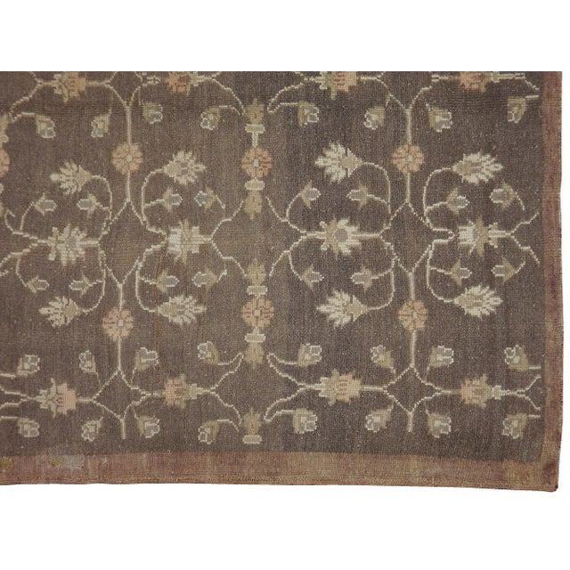 "Vintage Turkish Anatolian Rug - 5'5"" x 8'9"" - Image 2 of 3"