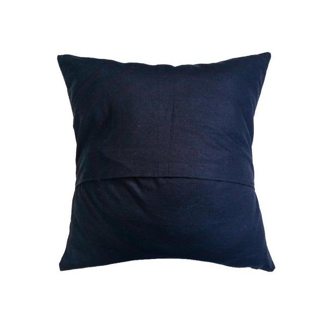 Harp African Print Pillows - a Pair - Image 3 of 3