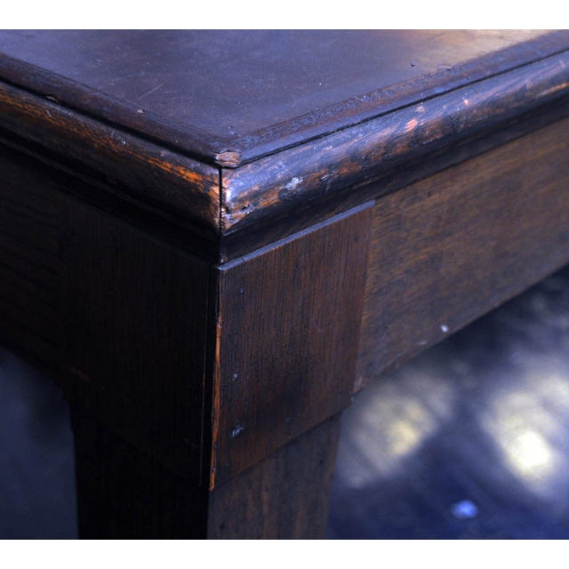 Masonite-Topped Work Table - Image 2 of 5