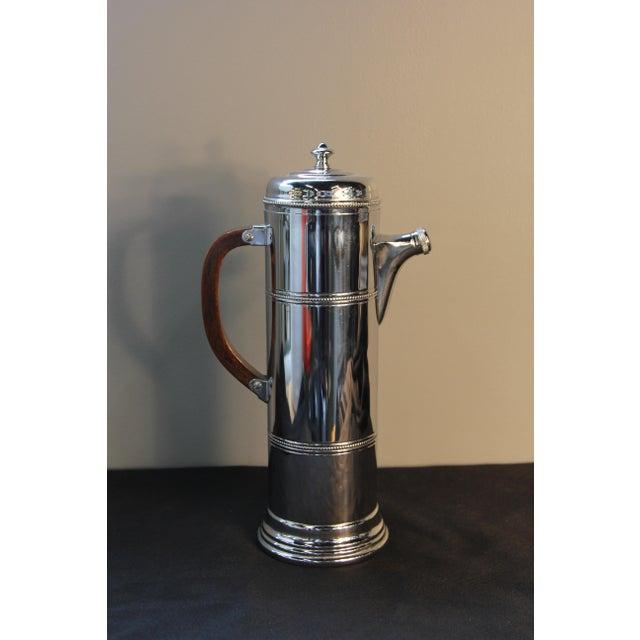 Martini Shaker With Bakelite Handle - Image 3 of 8