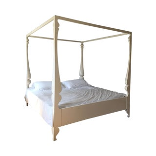 Louis Four Poster King Bed for Reeves Design