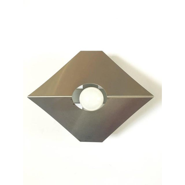 Metal Sconces in the Style of Max Sauze - A Pair - Image 3 of 10
