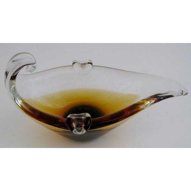 Murano Glass Ashtray - Image 4 of 7
