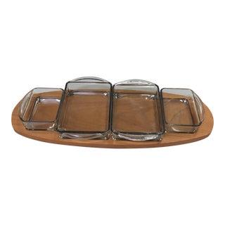 Arne Basse Danish Snack Tray - Set of 5