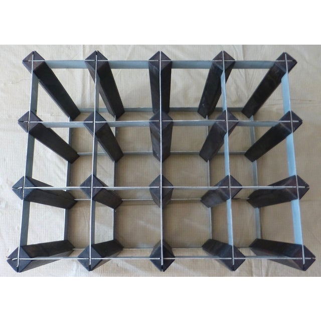 Image of Danish Modern Wine Rack by Richard Nissen