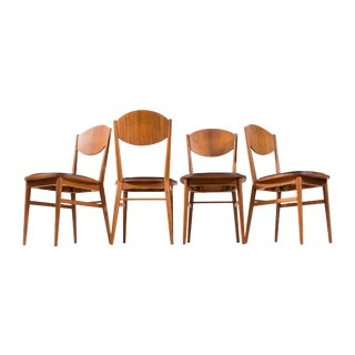 Mid-Century Paul McCobb Delineator Dining Chairs