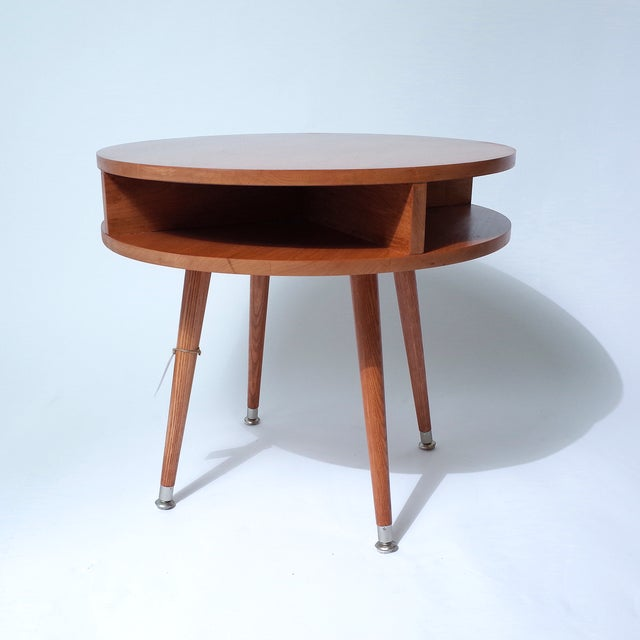 Z Dezigns for Loorr Home Pocket Side Table - Image 2 of 5