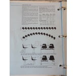 Image of 1967 Herman Miller Inc., Catalogue & Price List