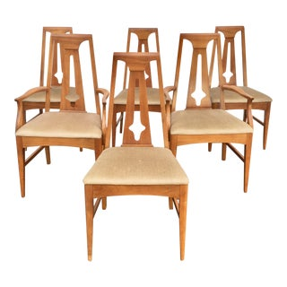Mid-Century Dining Chairs - Set of 6