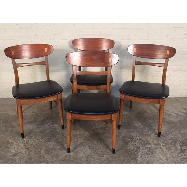 Mid Century Modern Lane Acclaim Series Dovetail Coffee: Lane Acclaim Mid Century Modern Dining Set