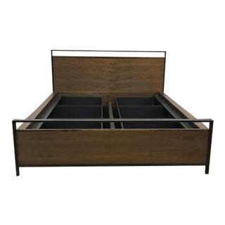 Queen Bowery Storage Platform Bed