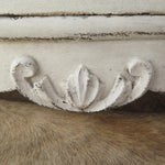 Image of Antique White Painted Chest