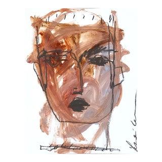 "Leslie Weaver ""Marx"" Original Painting"