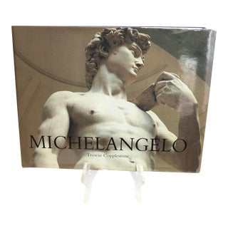Exquisite MIchelangelo Coffee Table Art Book