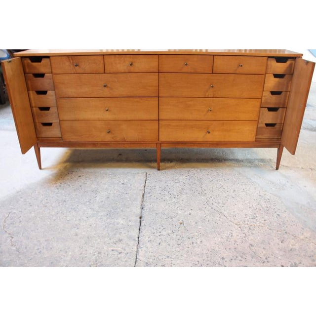 Paul McCobb Planner Group 20-Drawer Chest - Image 5 of 10