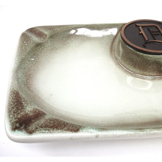 The Hyde Park No 1935 Initial D Ashtray - Image 8 of 10