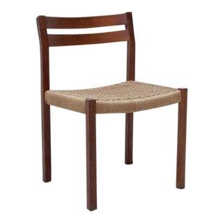 Mid-Century Cane Moller Chair