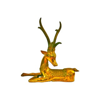 Monumental Brass Reindeer