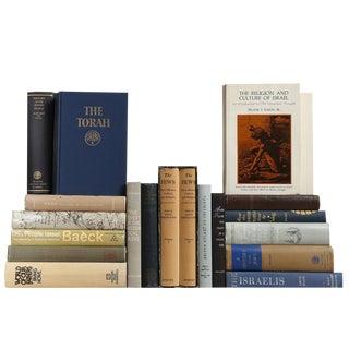 Vintage Jewish History Books, S/20