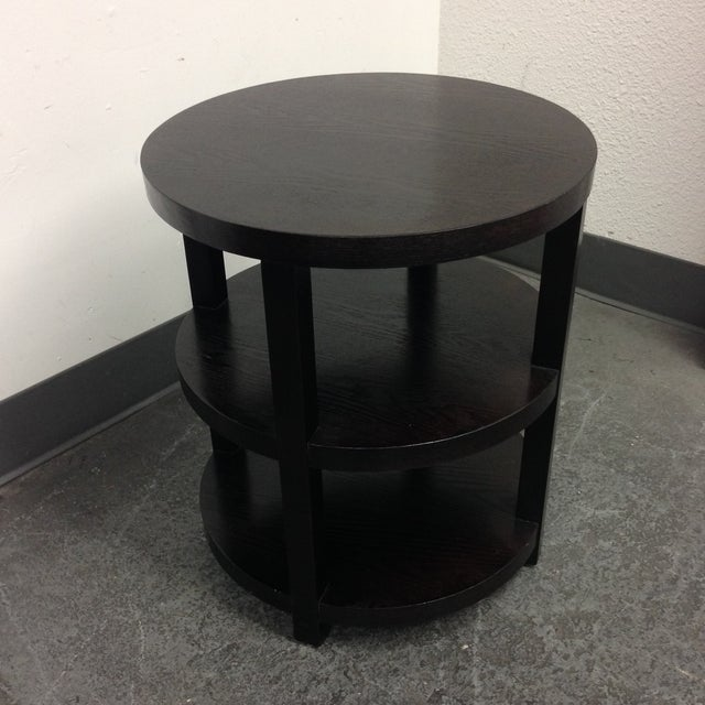 Ebony Occasional Table - Image 3 of 9