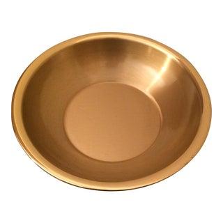 Copper Alloy Decorative Bowl
