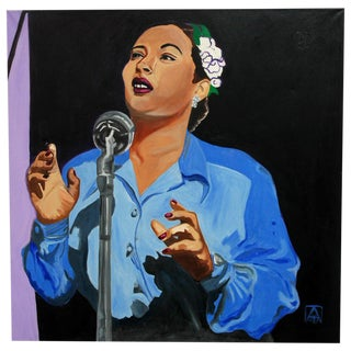 """Swingin' the Blues"" by Adria Becker"