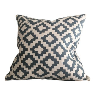 Peter Dunham Peterazzi Indigo Pillow