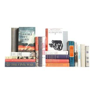 Civil War History Books, S/20