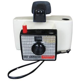 Instant Polaroid Swinger Model 20 Land Camera