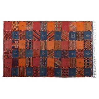 Moroccan Berber Handwoven Rug - 6′10″ × 10′3″